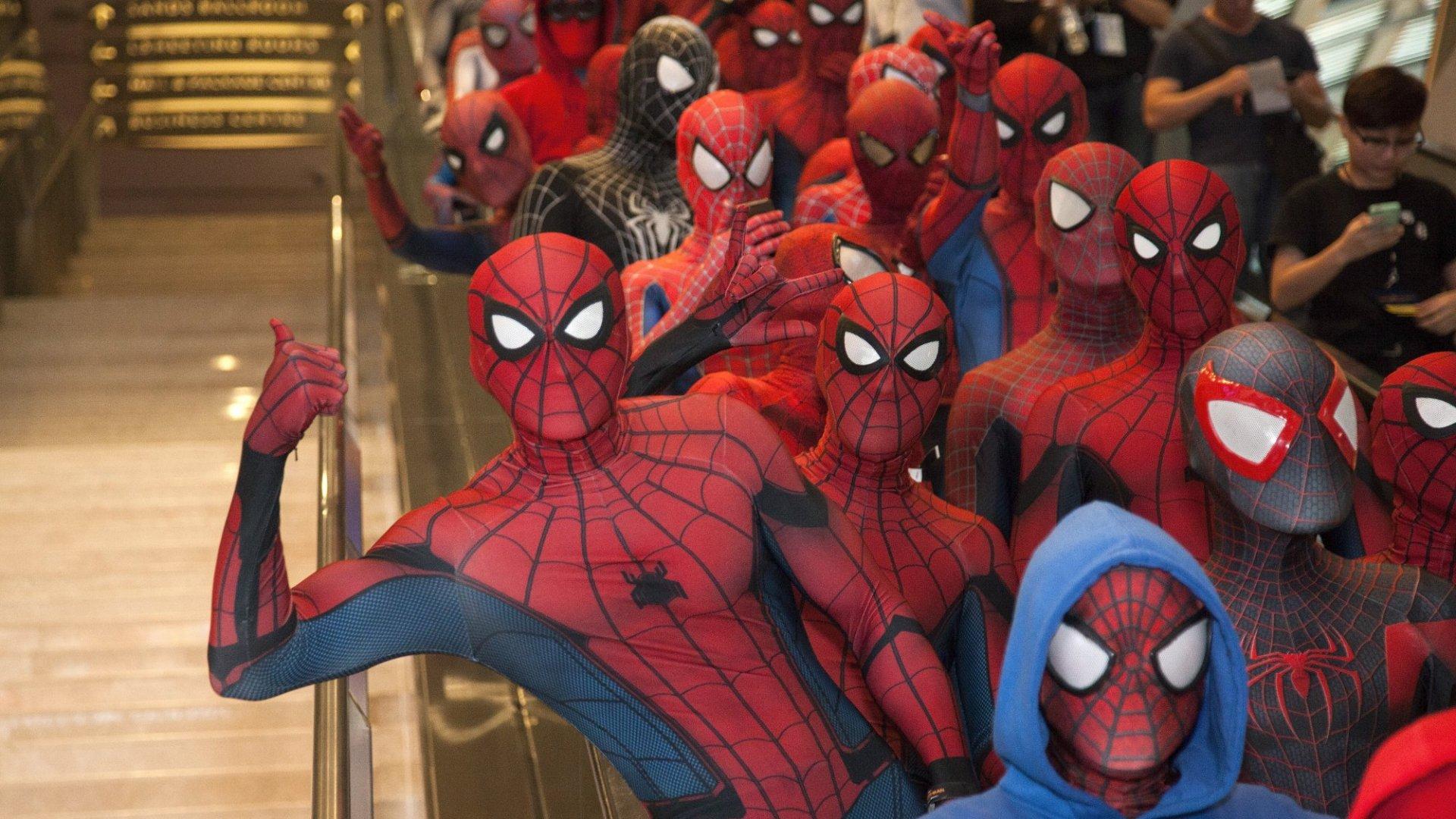 Disney-Fox Merger Sends Fanboys Into Ecstasy