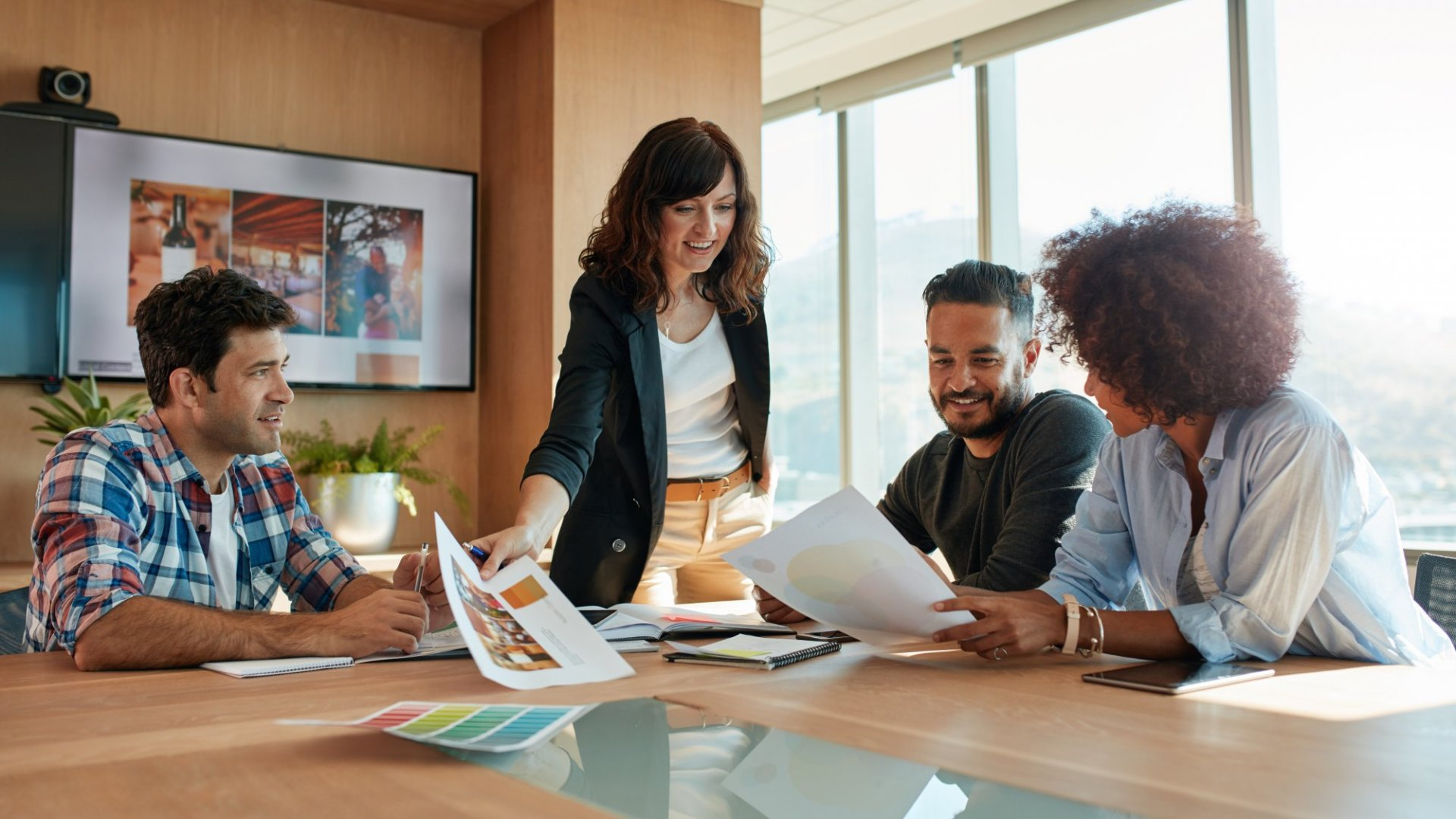 Give Your Employees a Seat at the Table for Greater Success
