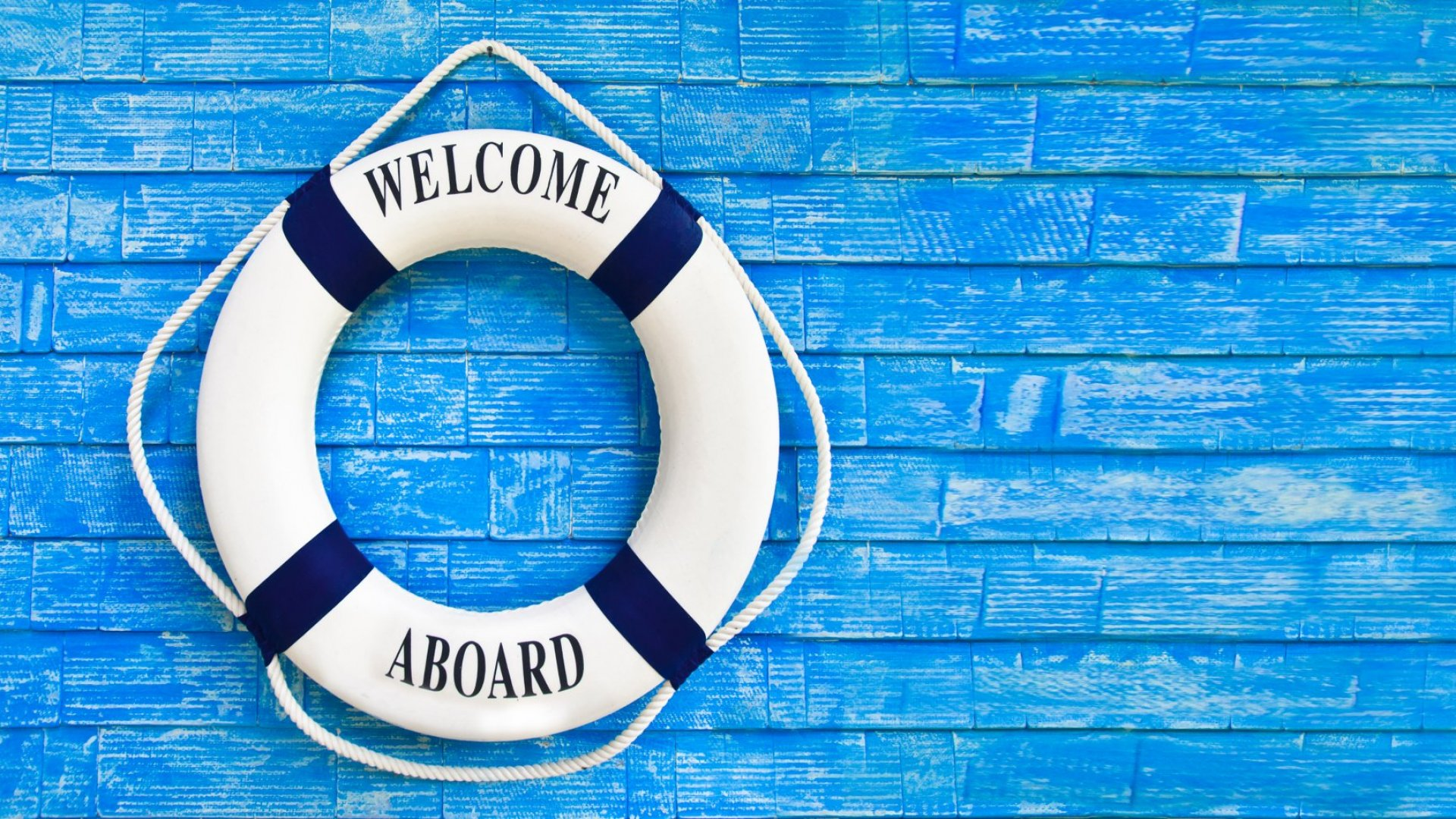 How good is your business at welcoming new customers aboard?