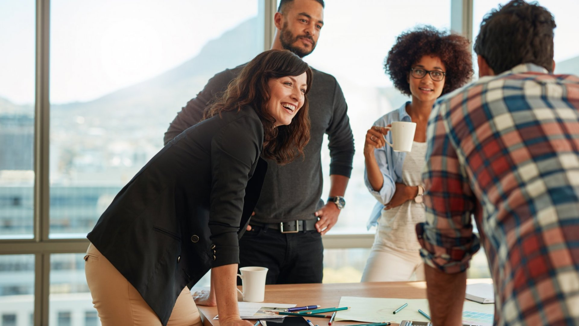 3 Elements of Building a Happier Workplace