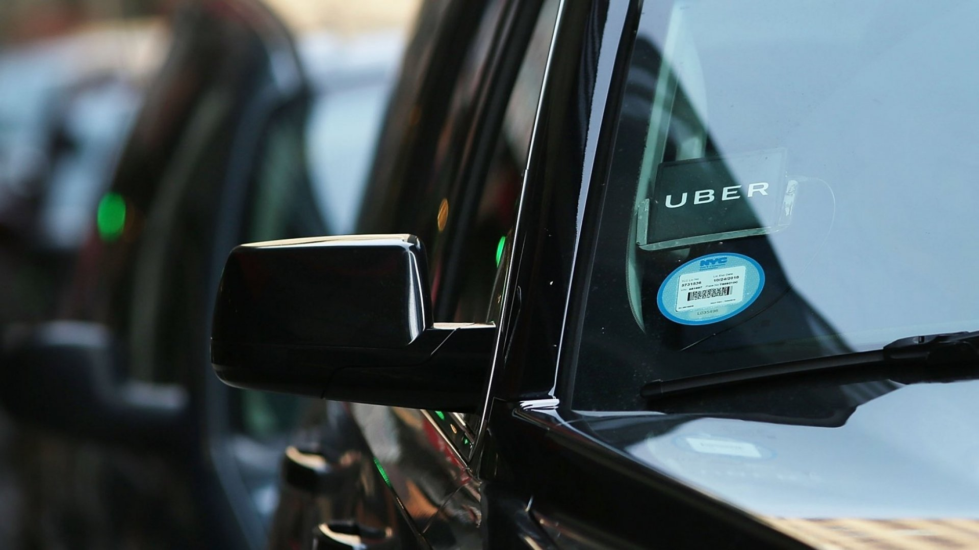 That Guy Who Became Uber's CEO After Replying to a Tweet Has Resigned From the Company
