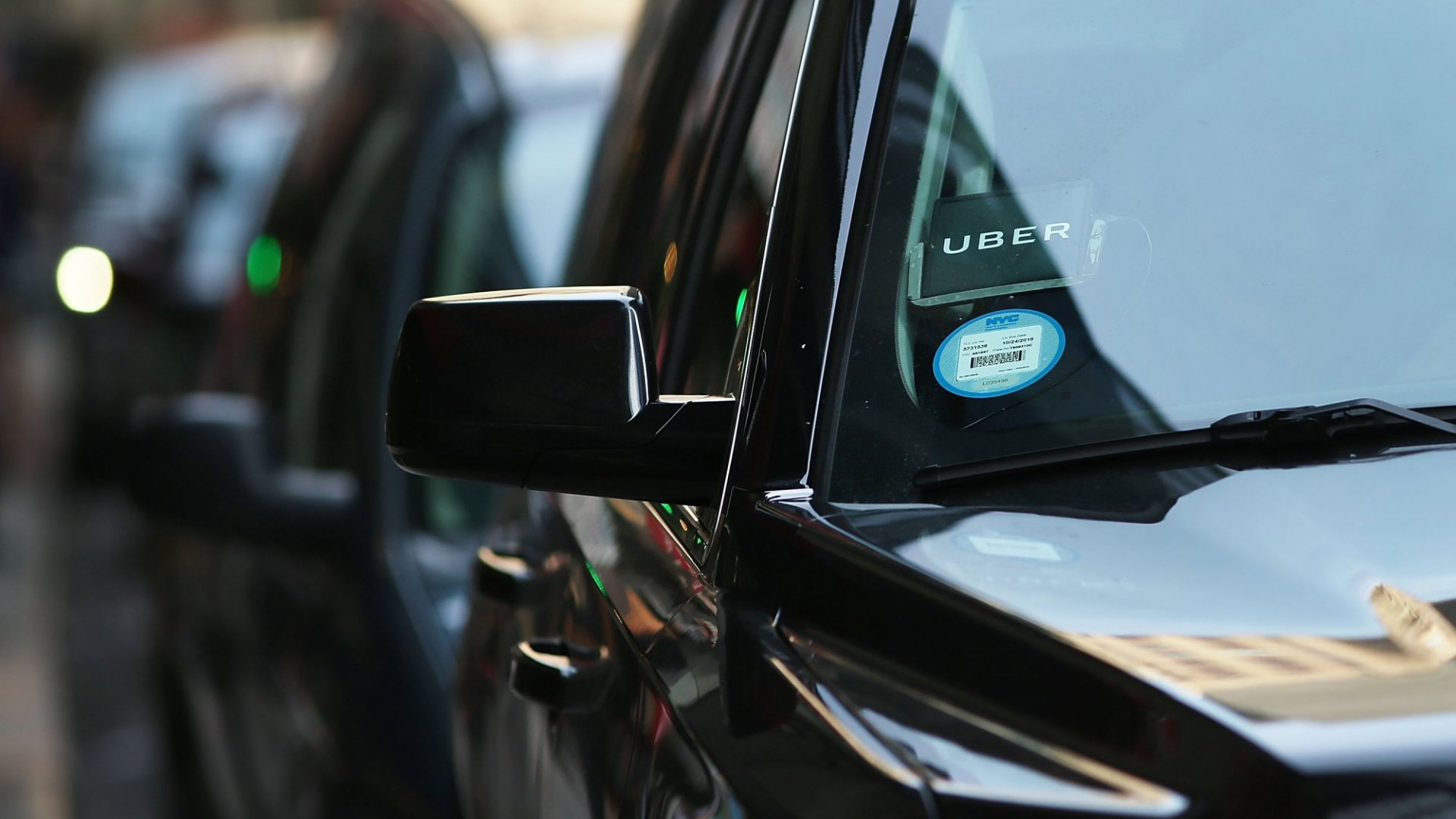 Uber Drivers Can NowMake an Extra $100 a Month By Selling You Snacks and Other Items During Your Ride