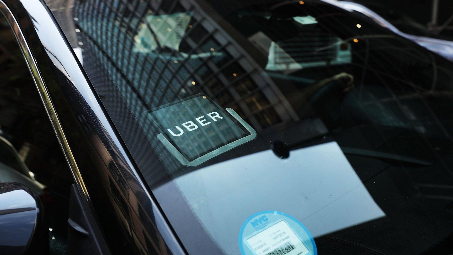 Uber's Plan for Keeping Cars Coronavirus-Free