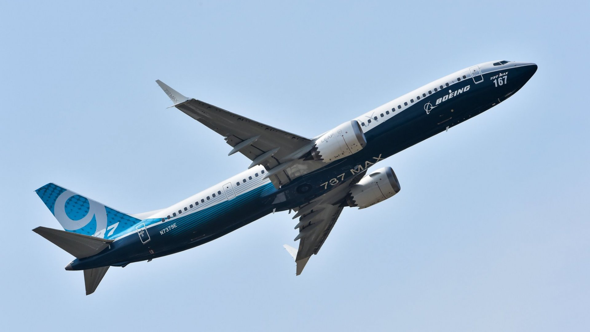 The CEO of Boeing Just Issued an Extraordinary Statement About the Company's 737 MAX Aircraft