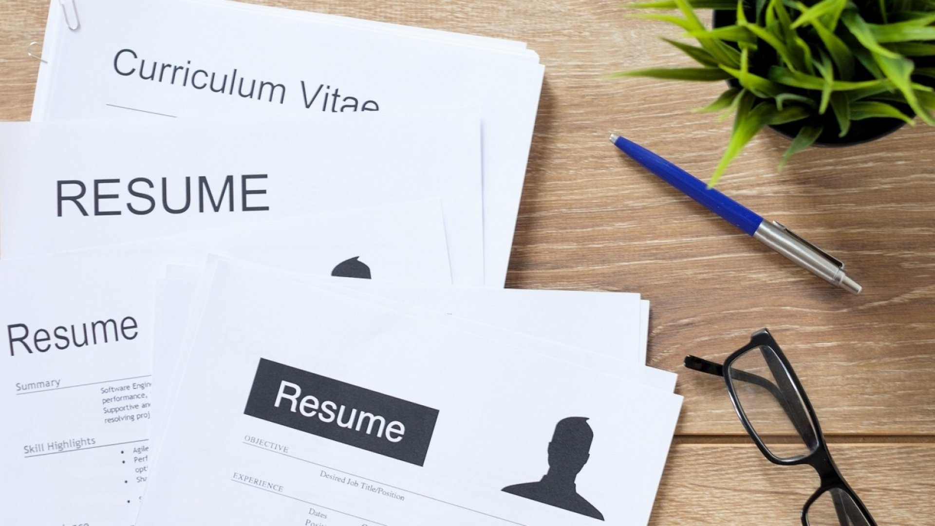 Why Your Resume is Stopping You From Getting an Interview