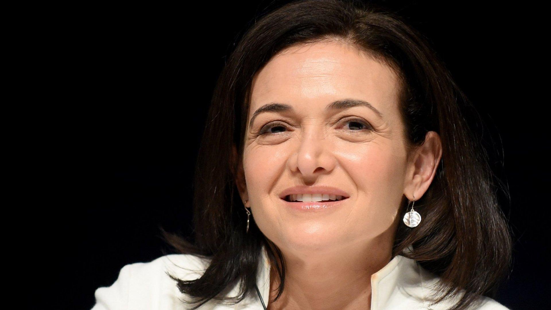 10 Sheryl Sandberg Facts You Haven't Heard