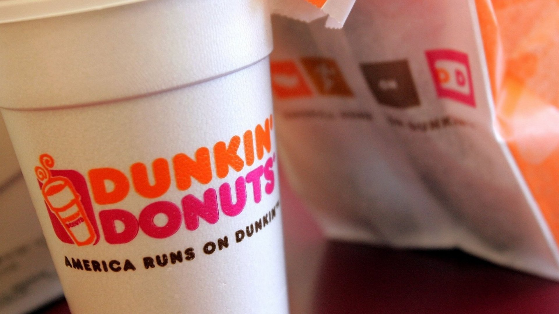Dunkin' for trouble?