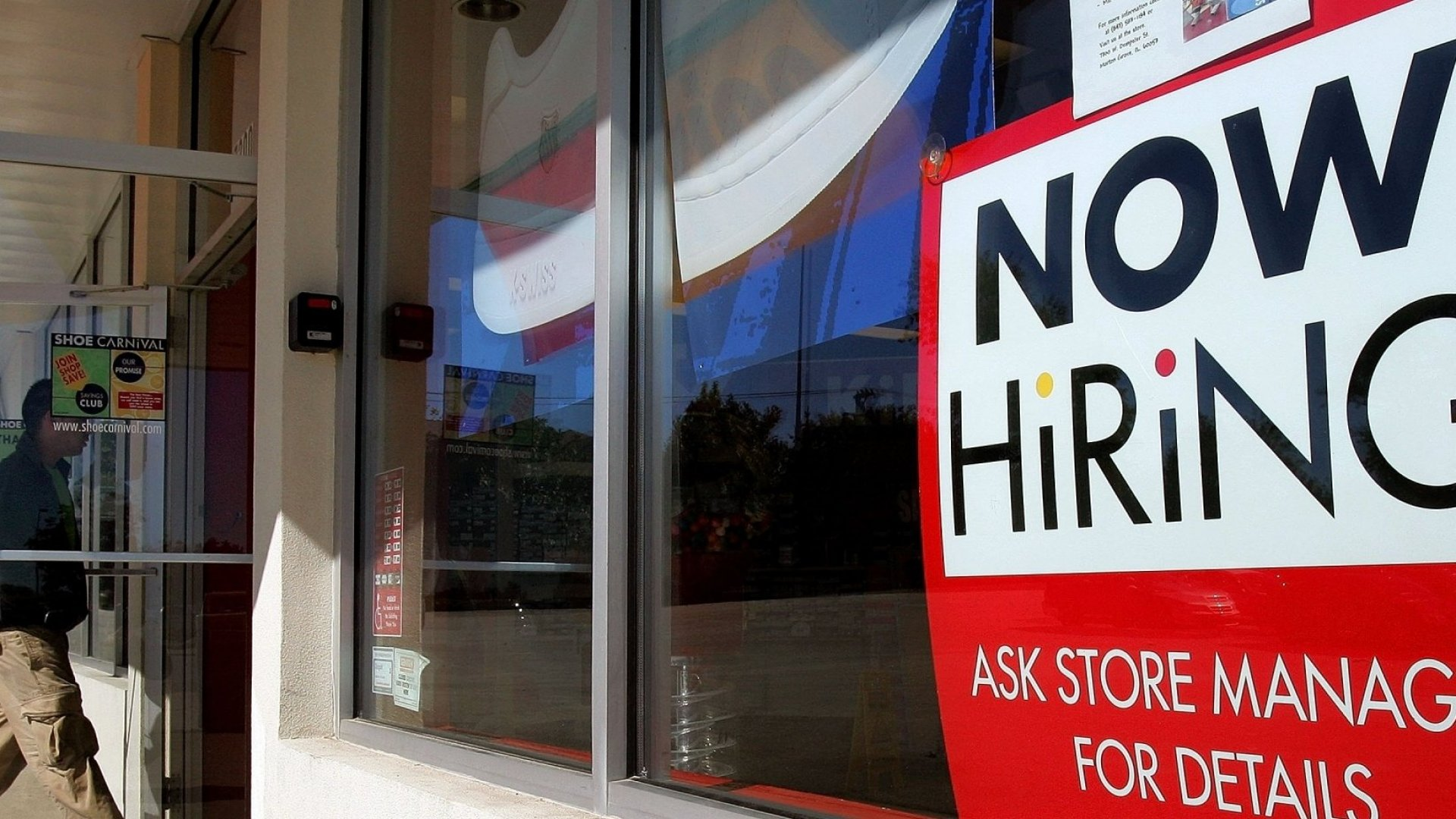 Latest Jobs Report Shows Highest Employment Growth in 8 Months