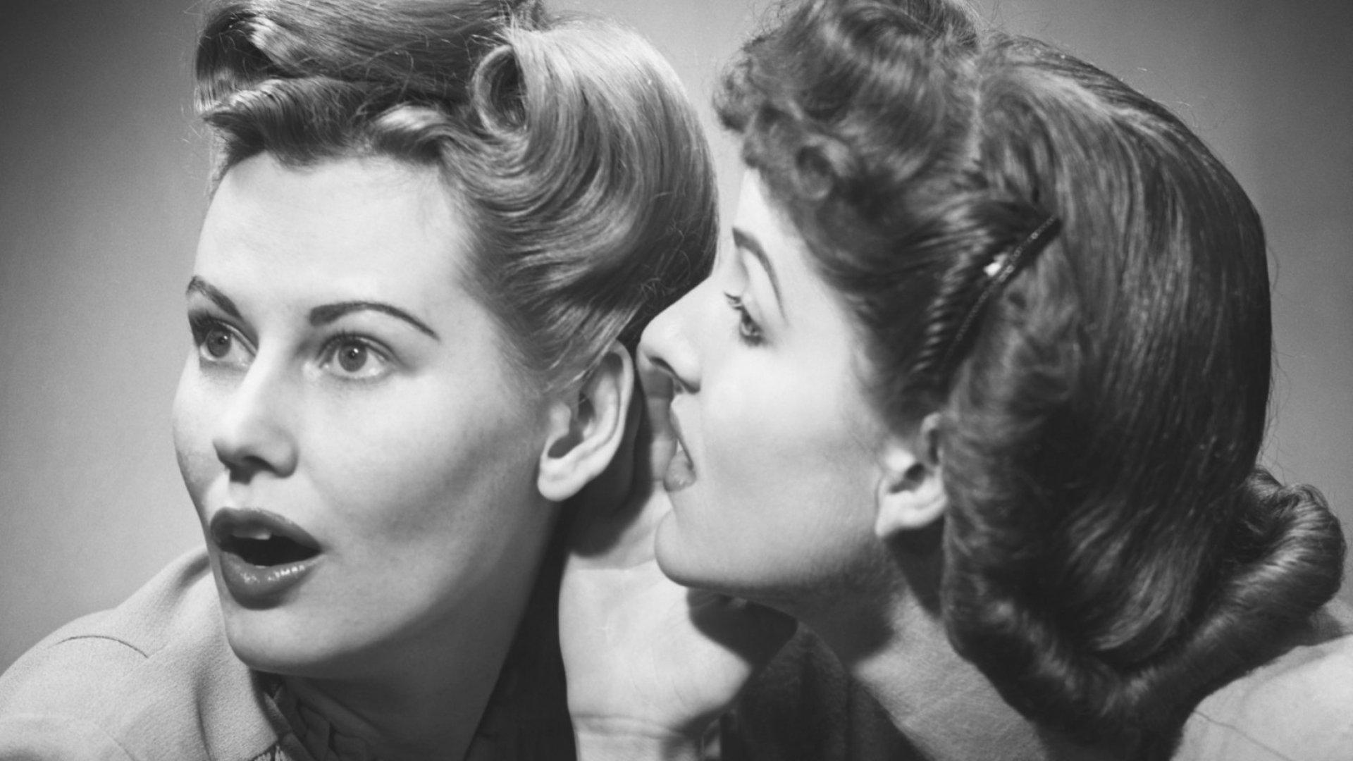 6 Ways to Nix Gossiping at Work