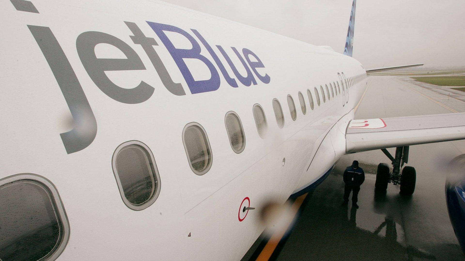 JetBlue's Emergency Landing Reveals the Dangers of Trump's Laptop Ban