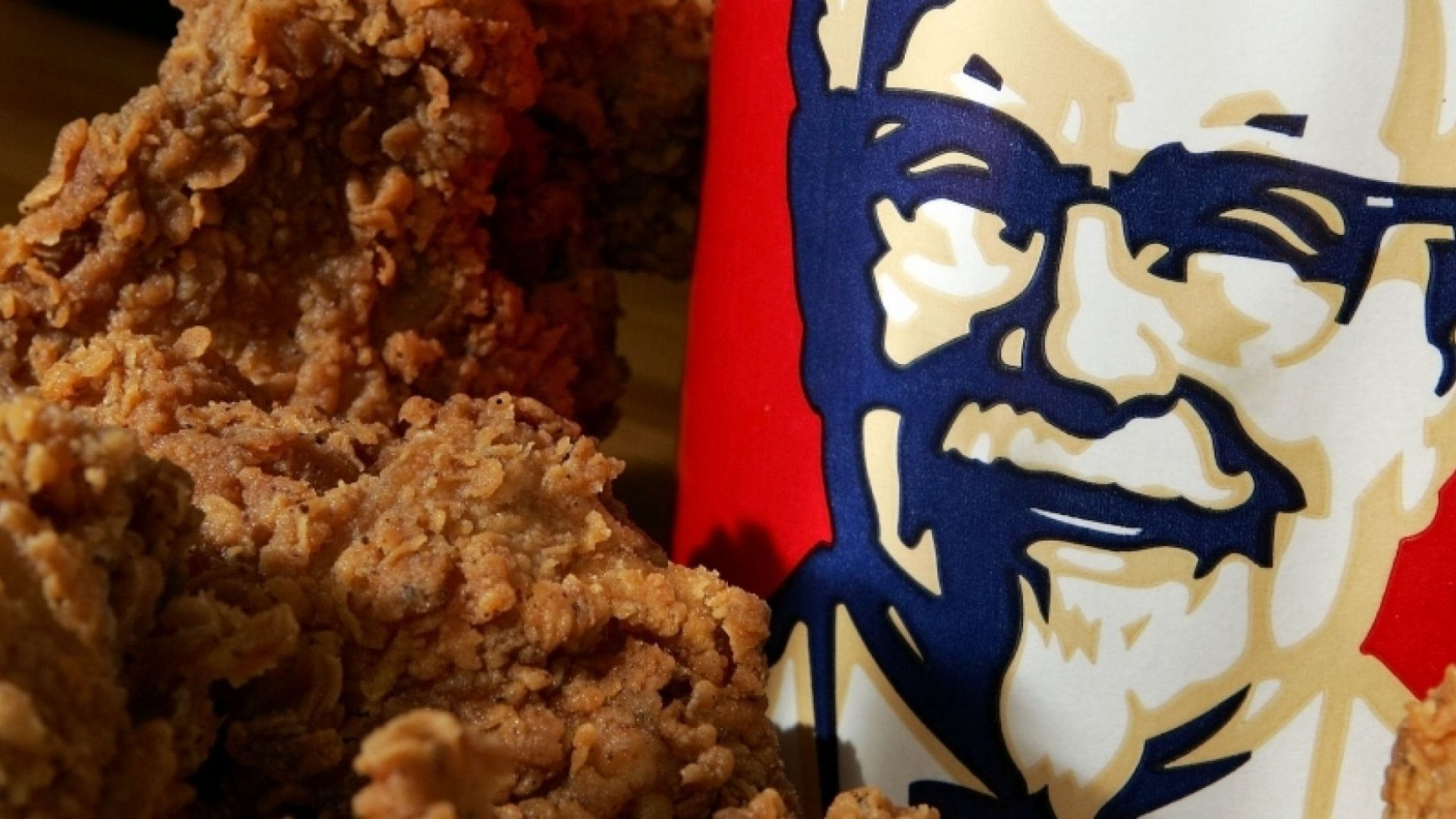 KFC Brings Back Colonel Sanders (As A Weird Old George W. Bush)
