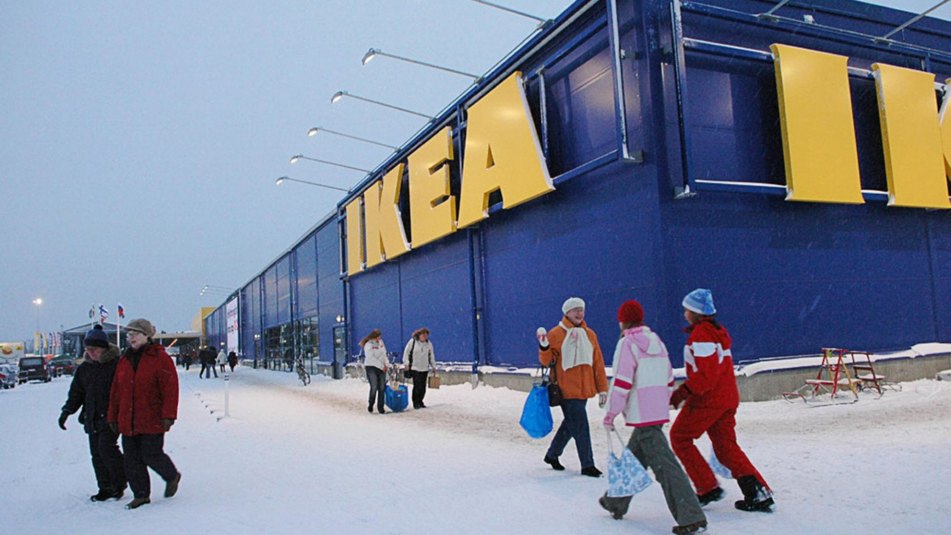 Want to Give Your Home an IKEA Makeover via Amazon Prime? The Dream Could Soon Be Reality