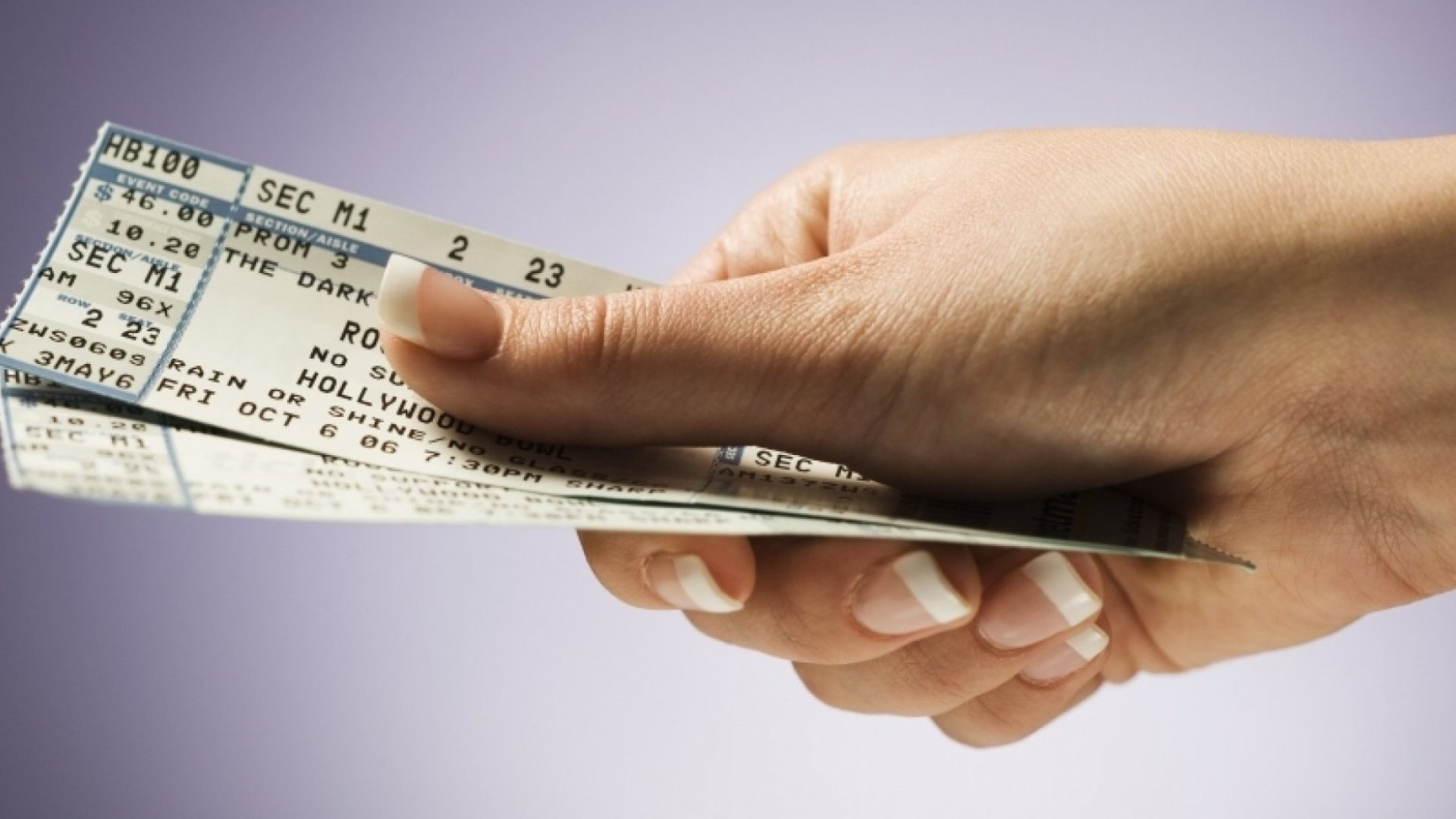 The Next Industry Ripe for Disruption: Event Ticketing