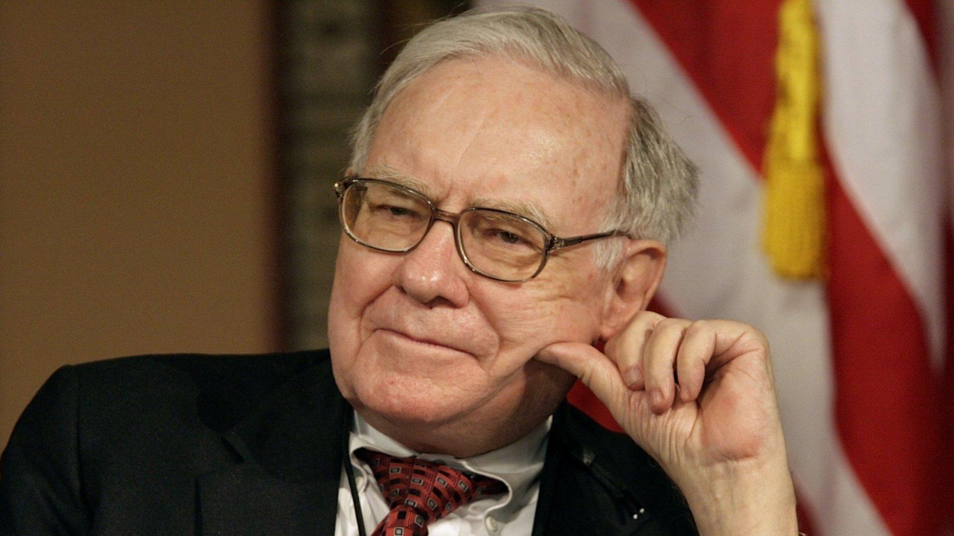 Warren Buffett's 5 Never Fail Tips for Success