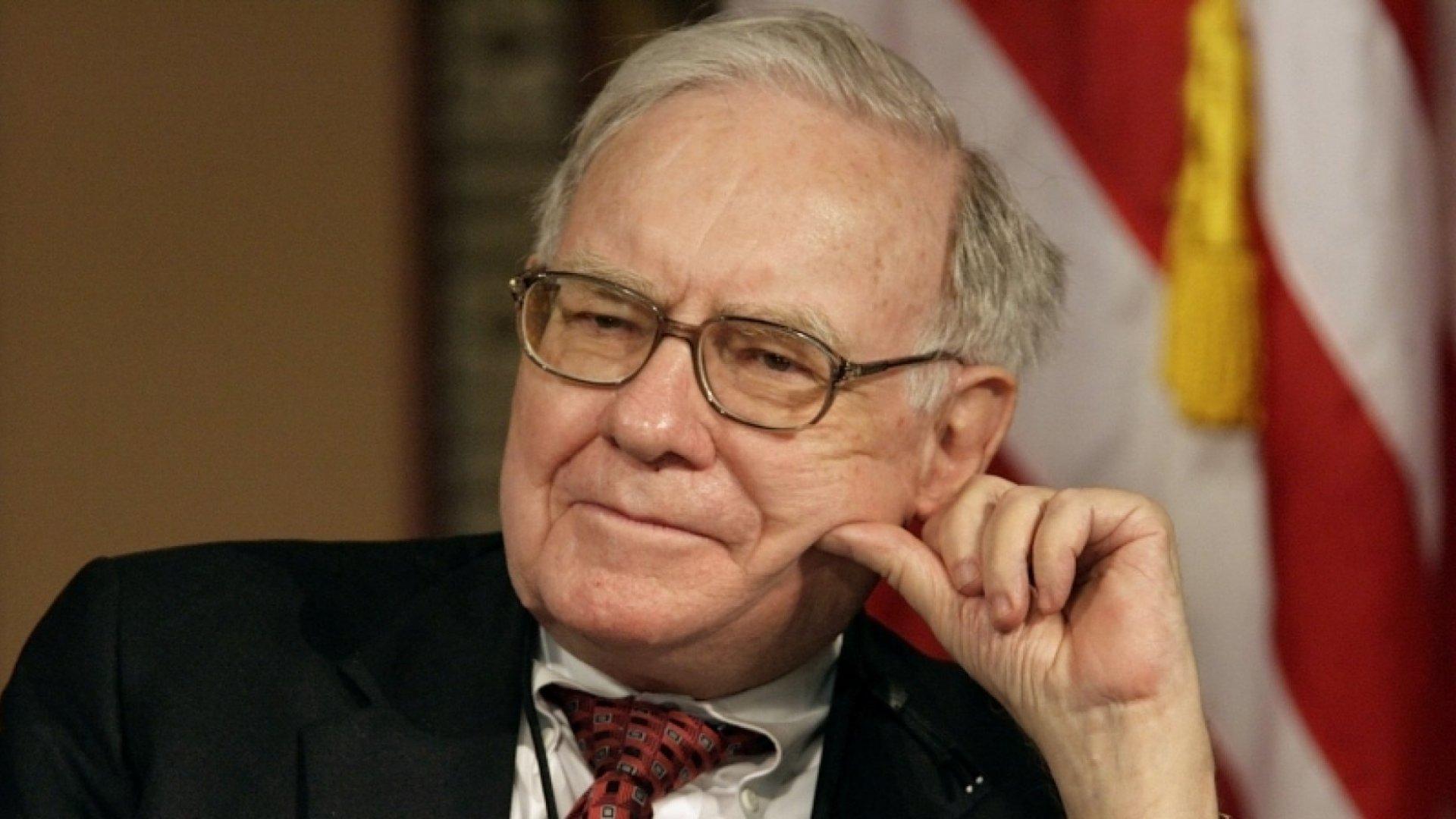 Warren Buffett's Surprising Secret for Success and Happiness