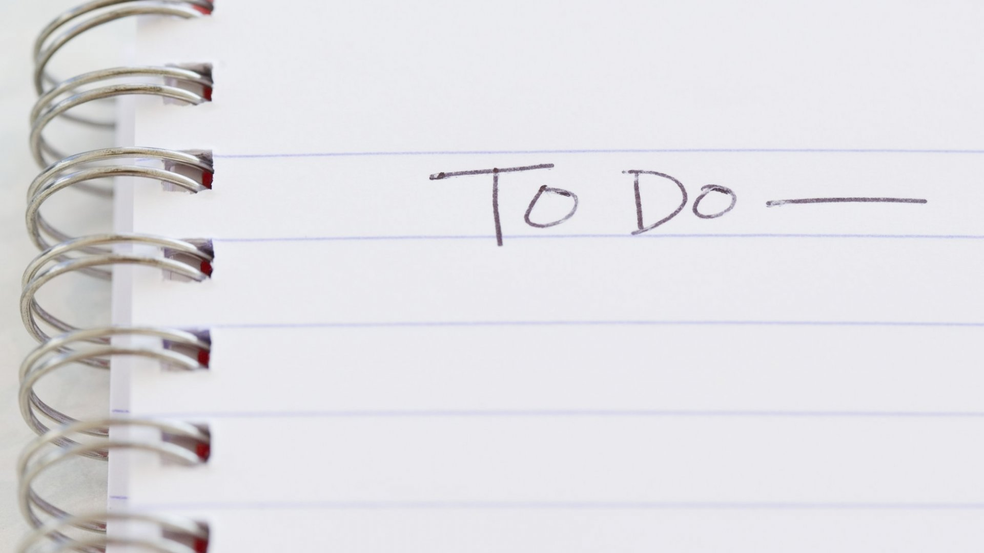 Organize Your To-Do List Into These 4 Categories
