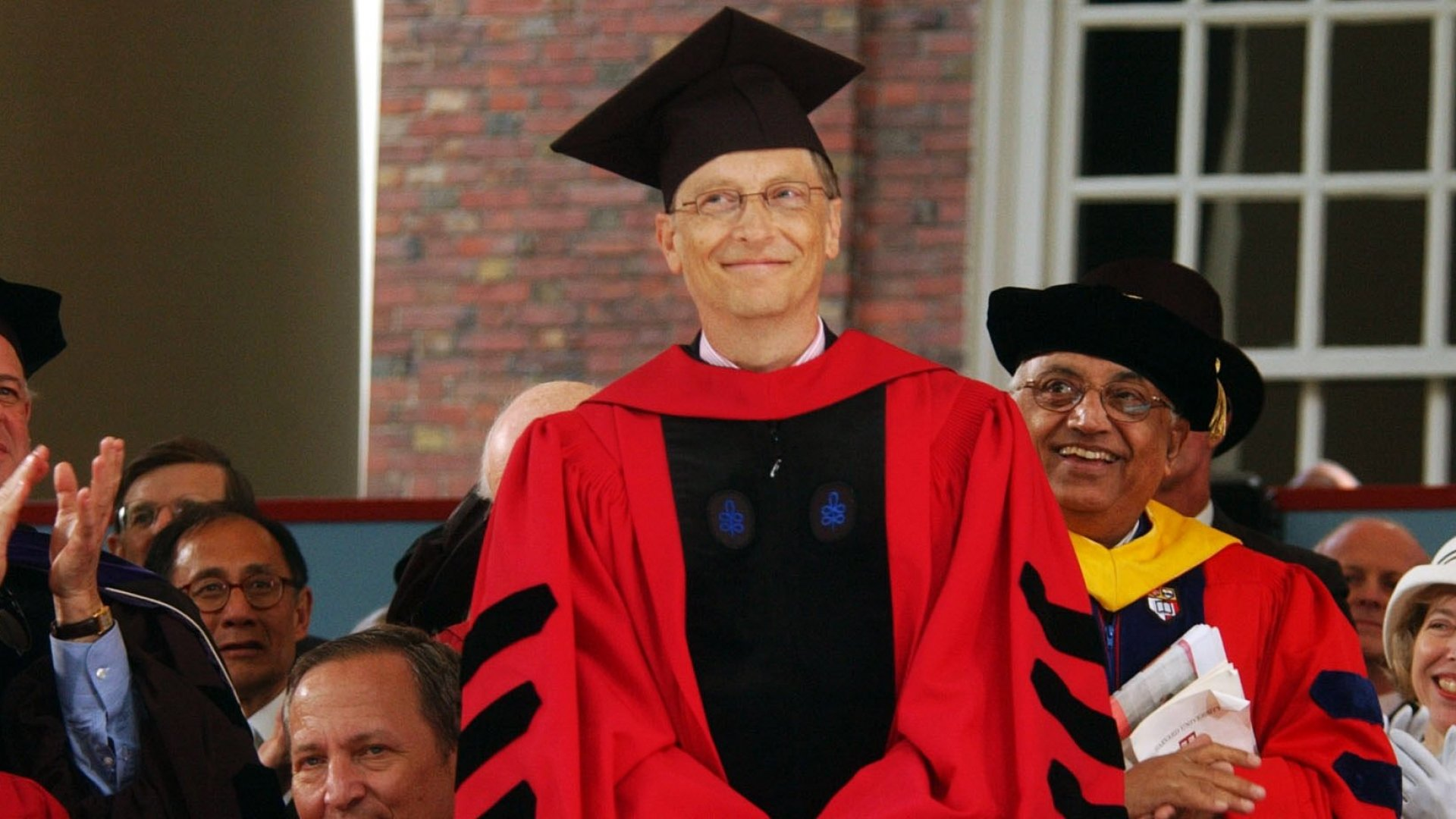 Bill Gates Tweeted a Commencement Speech for the Class of 2017