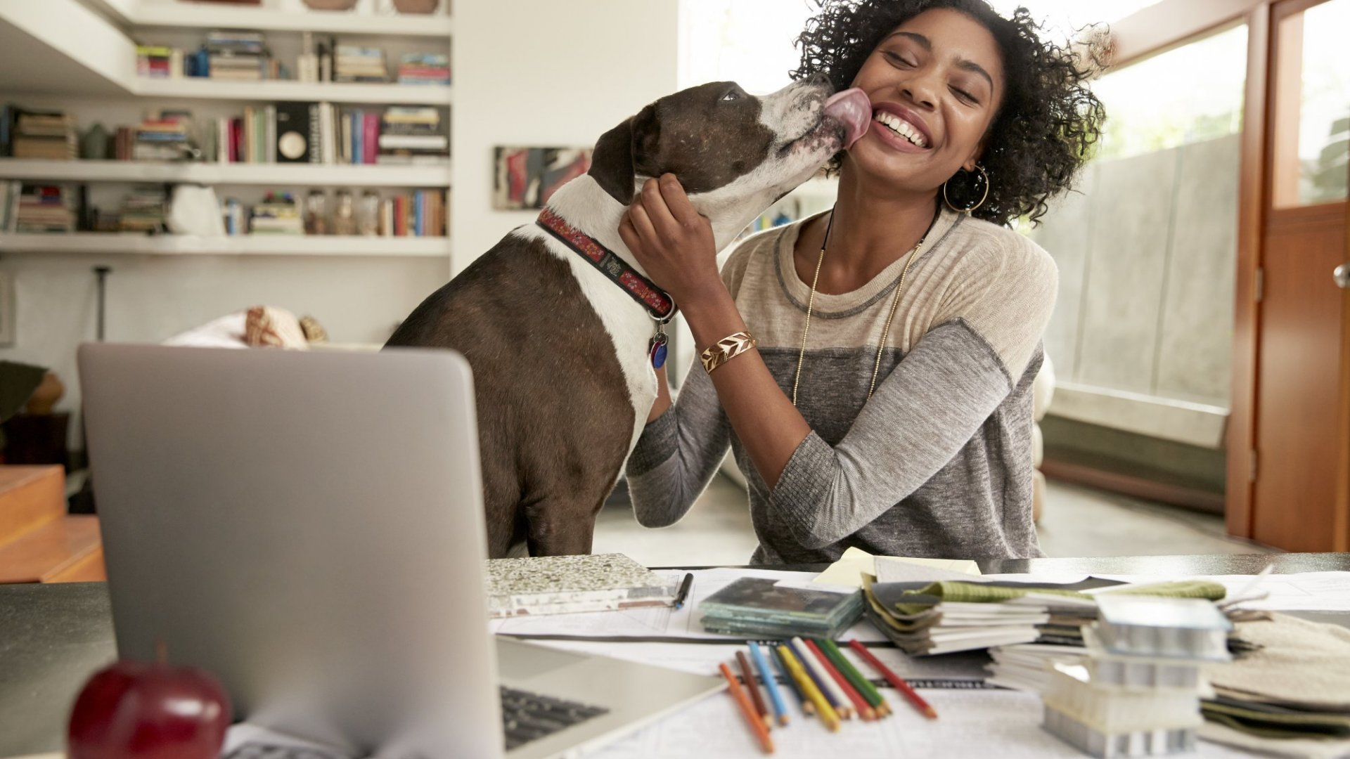 4 Reasons Why Every Entrepreneur Needs a Dog