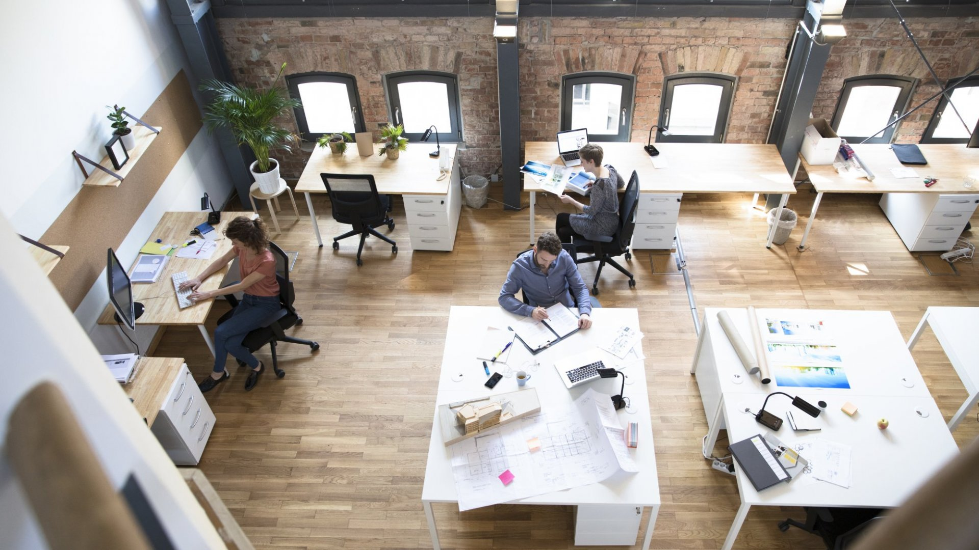 Five Reasons More Companies Are Using Co-Working in Addition to Their Traditional Office
