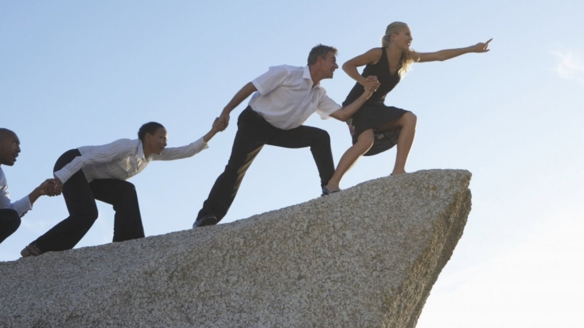 7 Signs You're Ready to Lead a Team