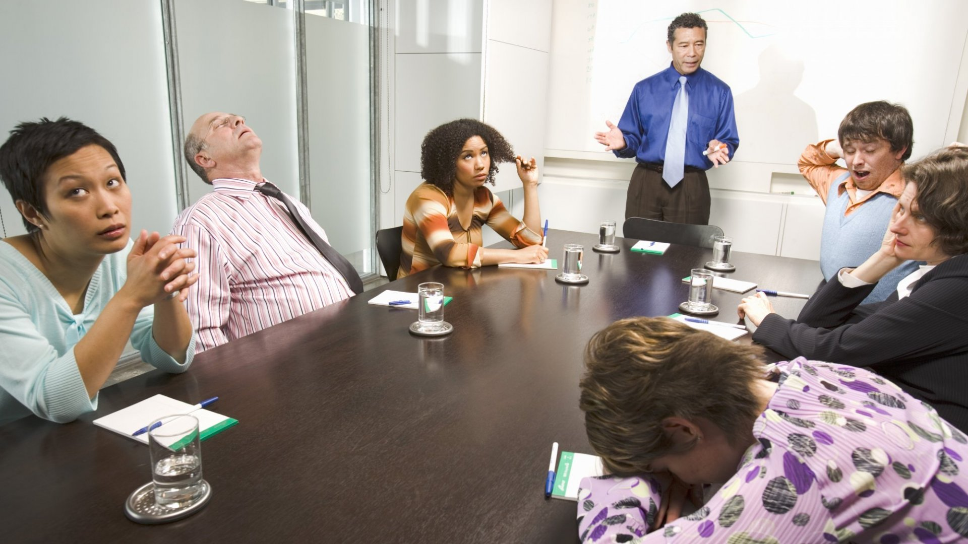 """Make Your Meetings  """"CRISP"""" or Forget Them"""