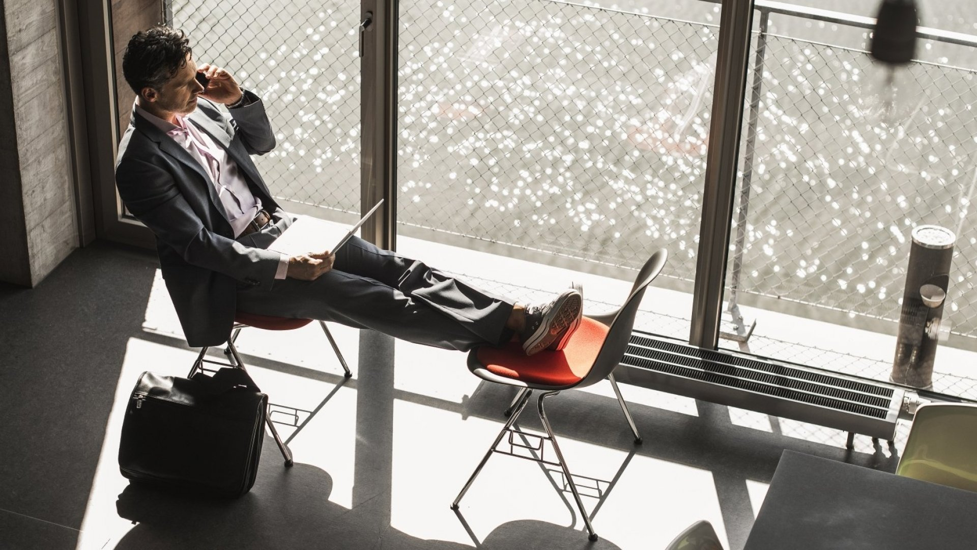 Forget Work-Life Balance. Try this Instead