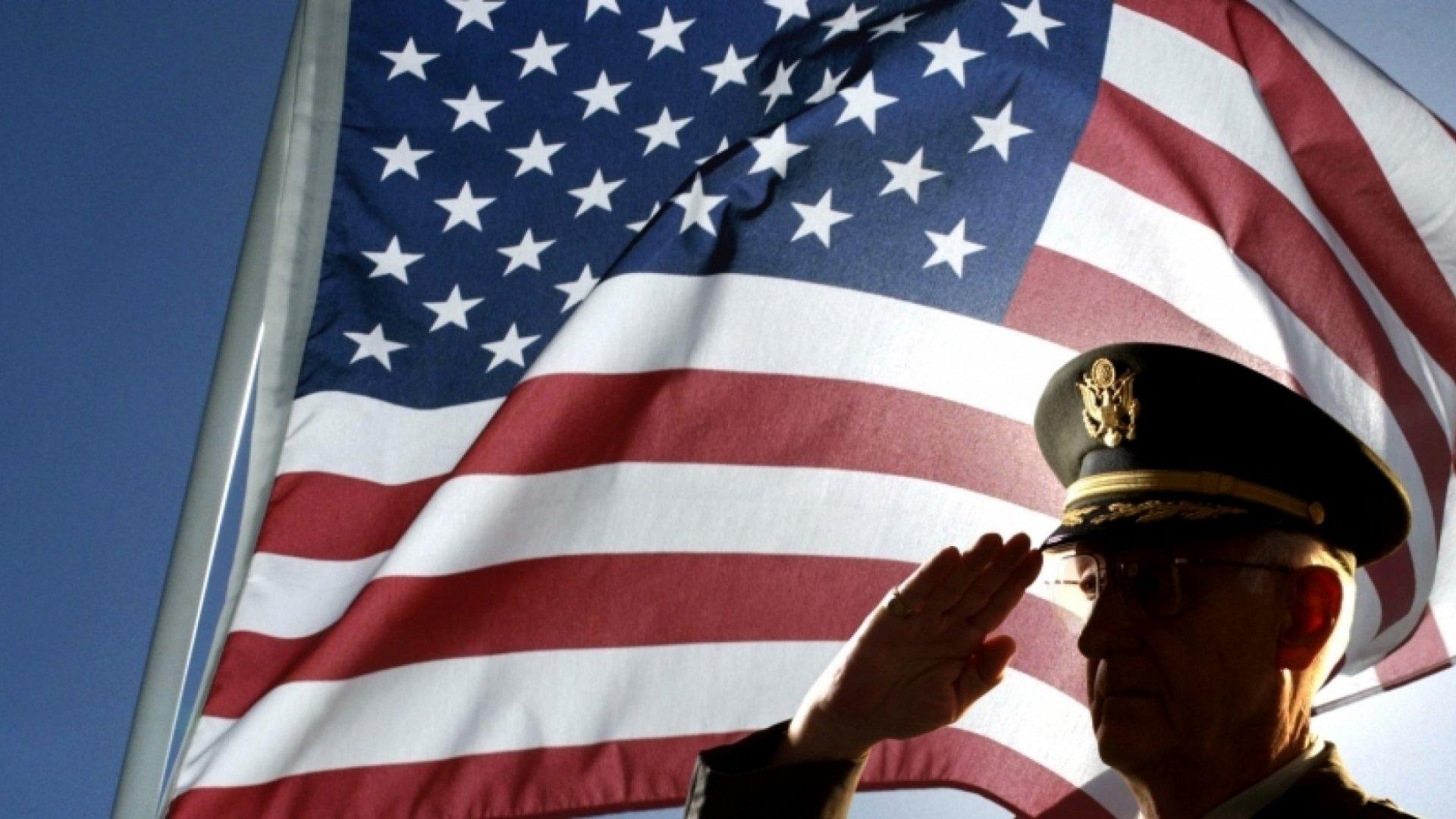 Why Veterans Make Great Entrepreneurs