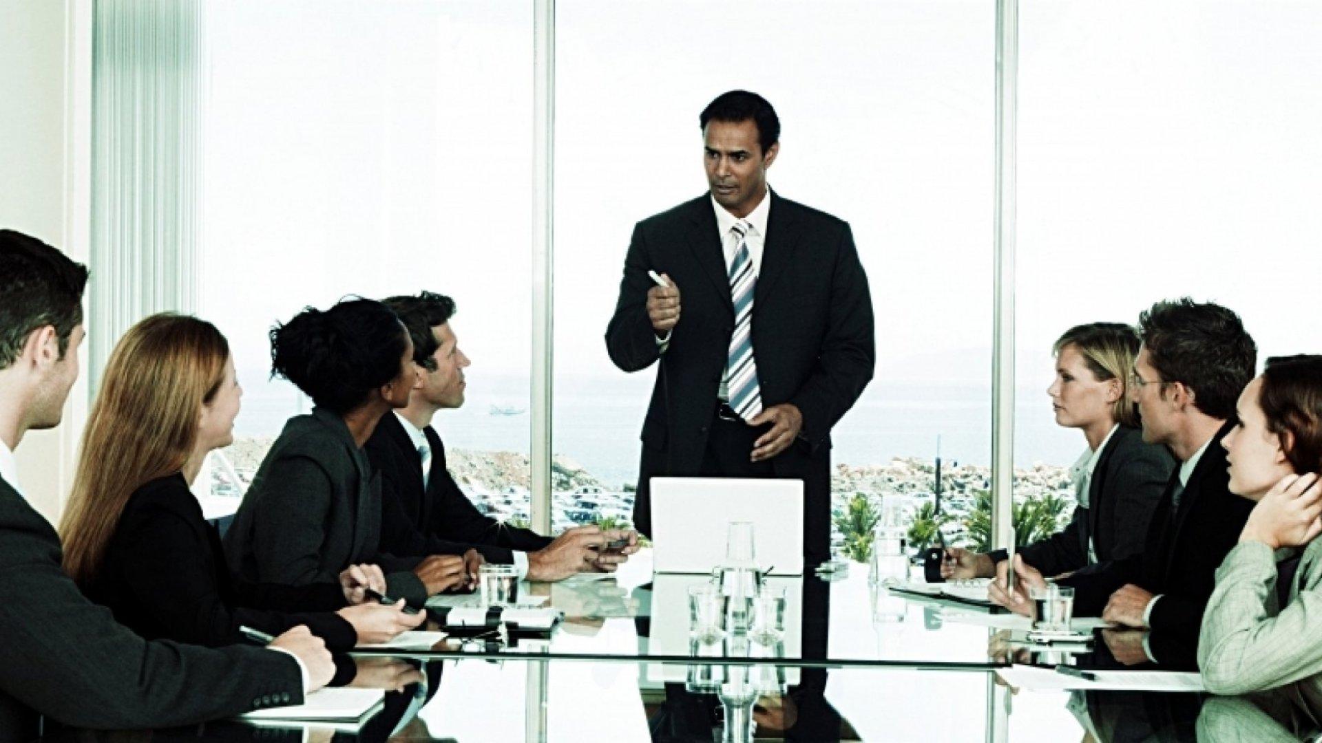 How to Turn Around a Failing Organization