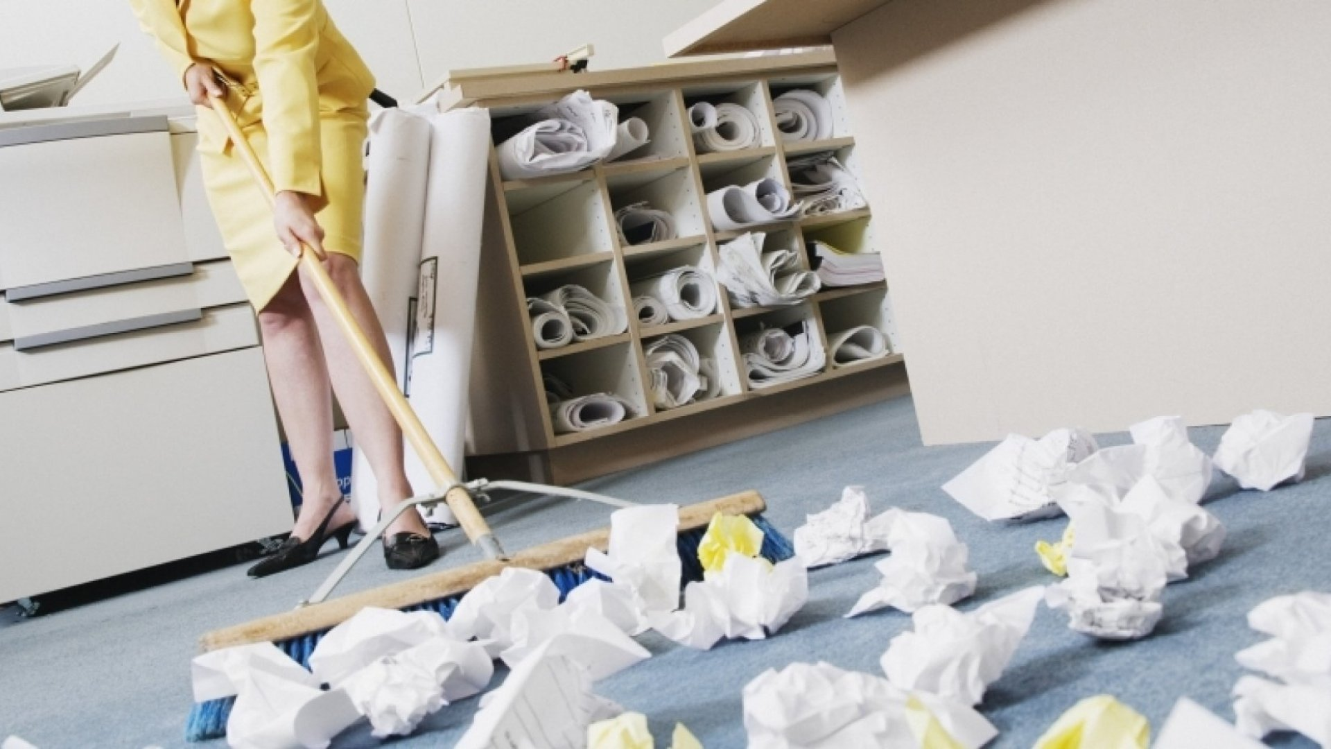Is It Time to Spring Clean Your Business? Here's How to Do It
