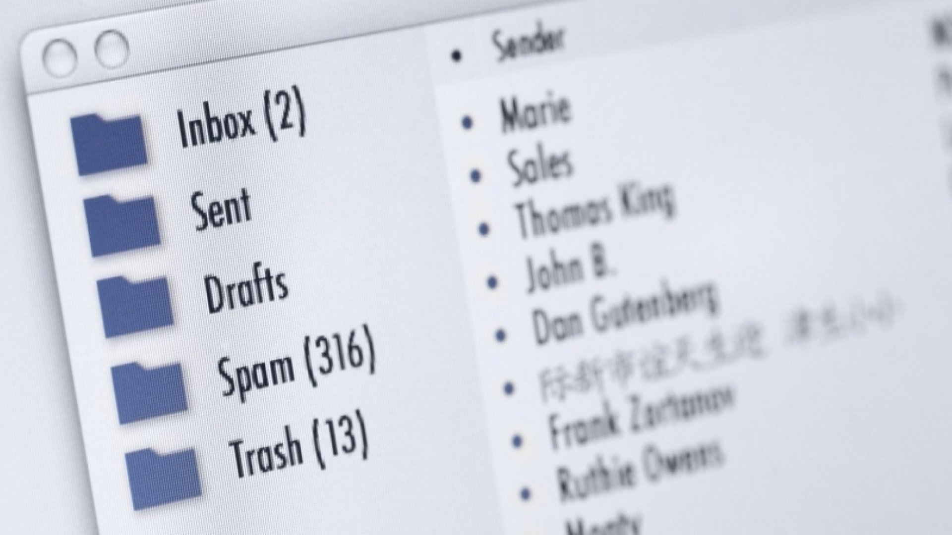 5 Tips to Get People to Open Your Emails