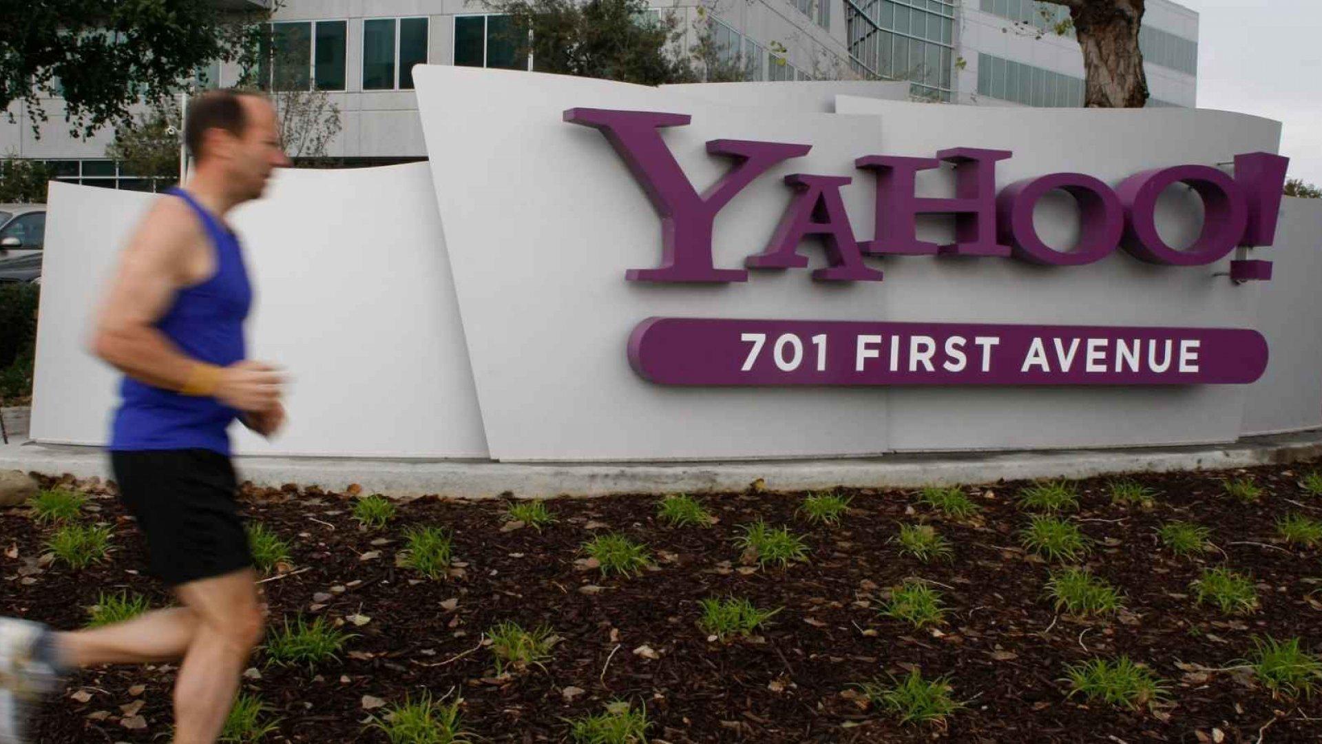 500 Million User Accounts Stolen from Yahoo