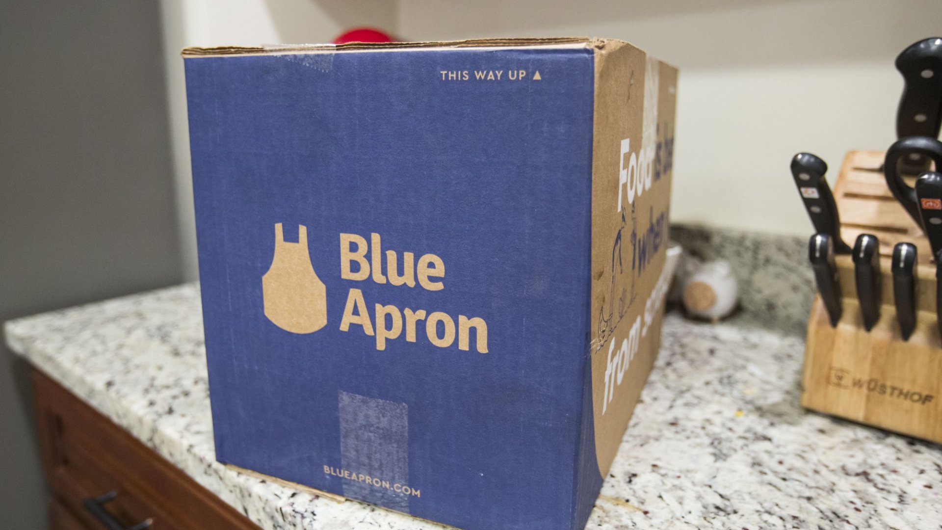 Blue Apron Has a Very Big Problem That Can Plague any Entrepreneur