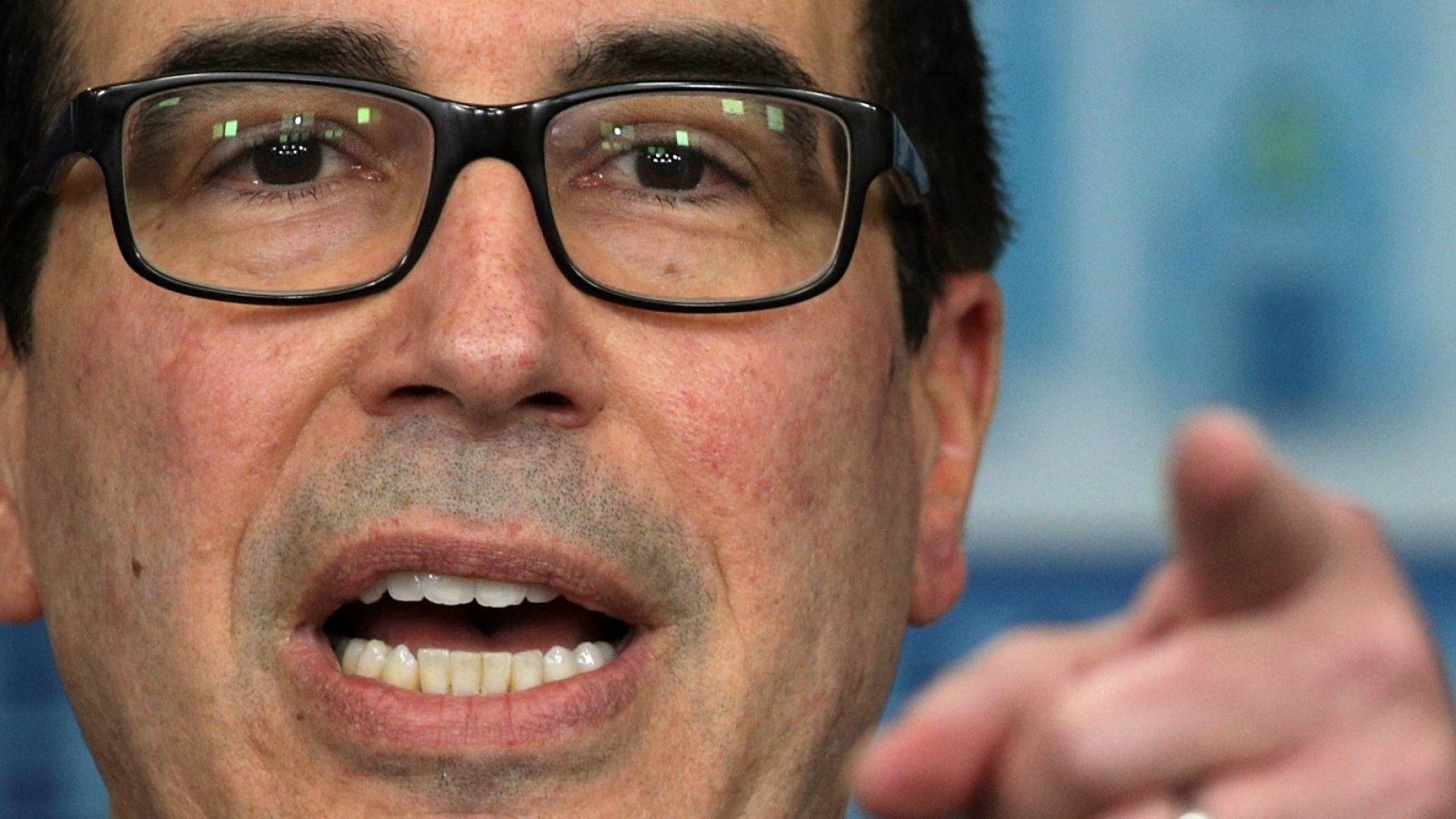 Treasury Secretary Mnuchin Raises Questions of Bank Stability: Hold Onto Your Hat