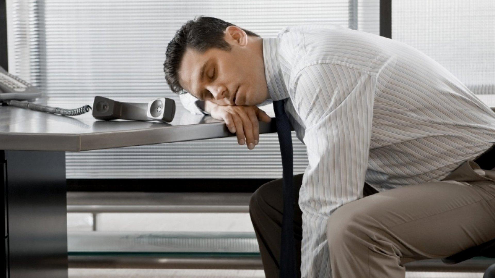 My Co-Workers Make Me Look Like the Office Slacker