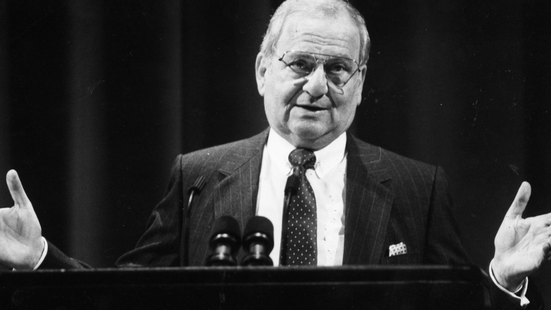 Famed Auto Industry Businessman Lee Iacocca Dies at 94