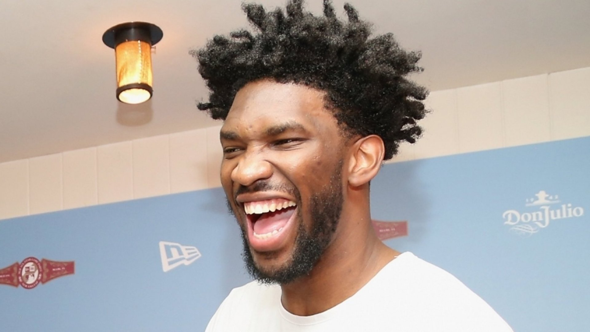 76ers Joel Embiid Becoming a Social Media Giant Is a Major Lesson in Personal Branding. Here's Why