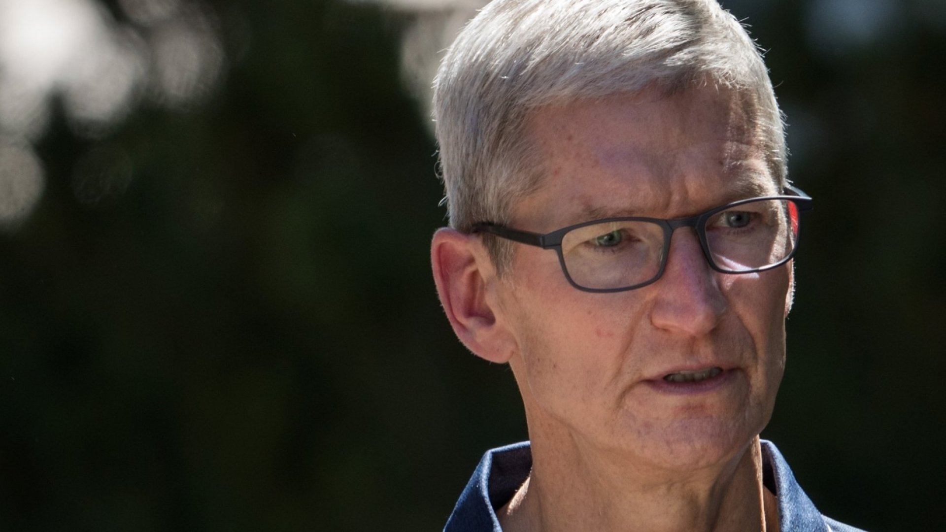 Apple CEO Tim Cook Calls Hate a 'Cancer' and Takes a Stand Against Trump