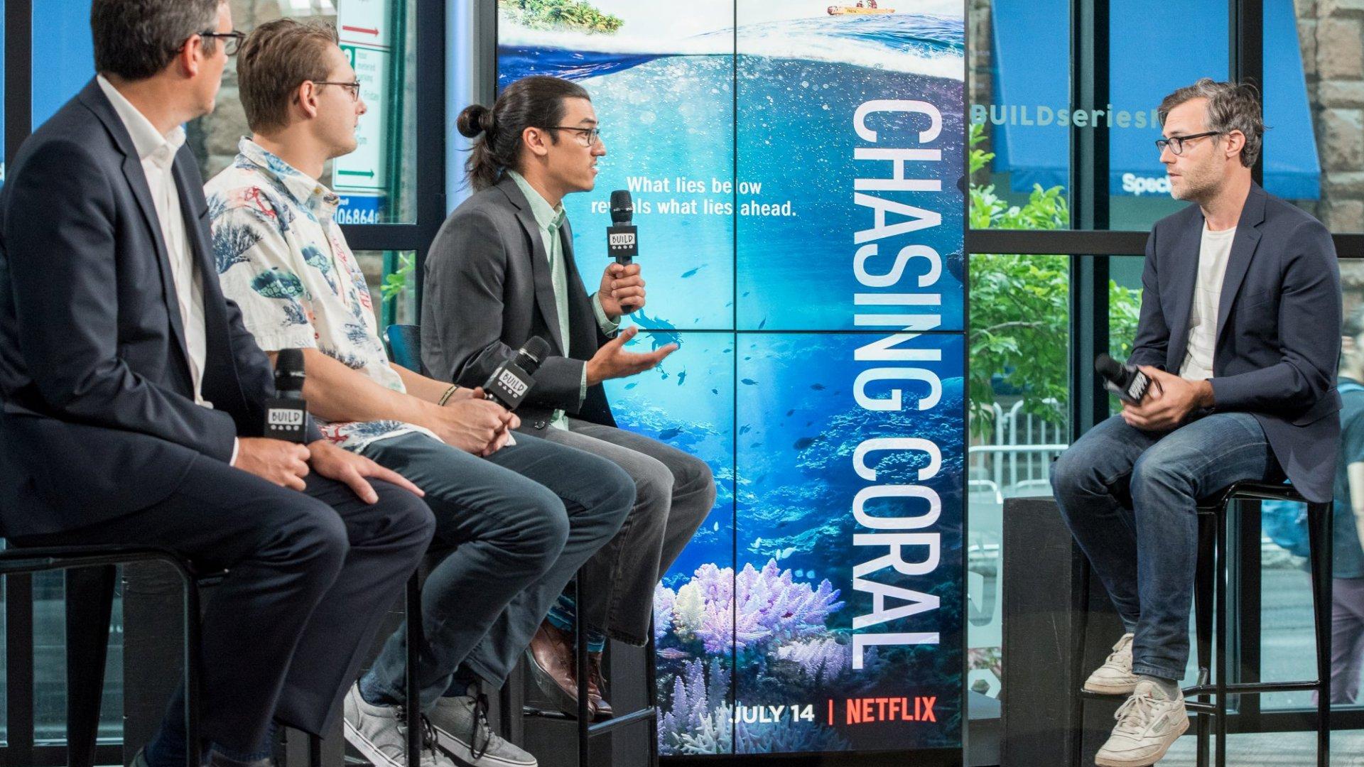 Chasing Coral and Leadership