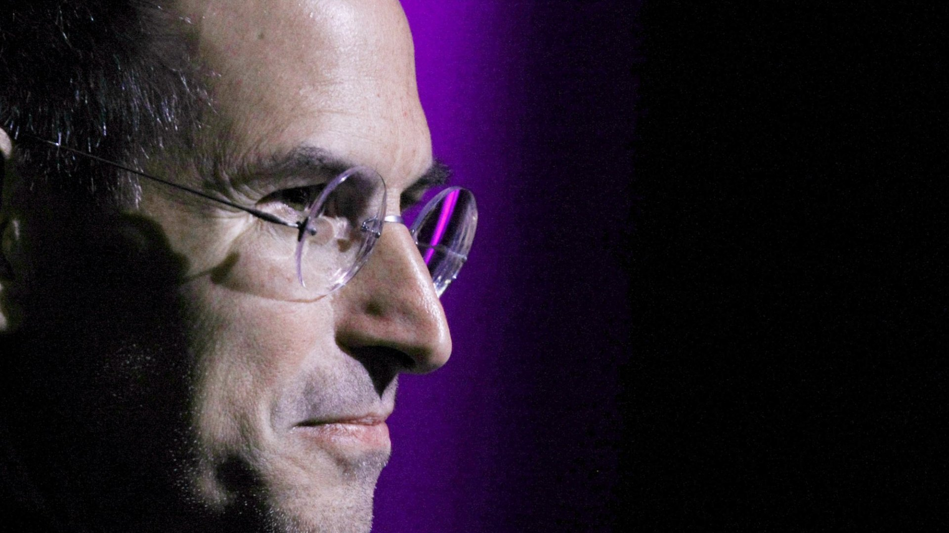 Steve Jobs's Glasses Were Symbolic, and This Is What They Meant to Him