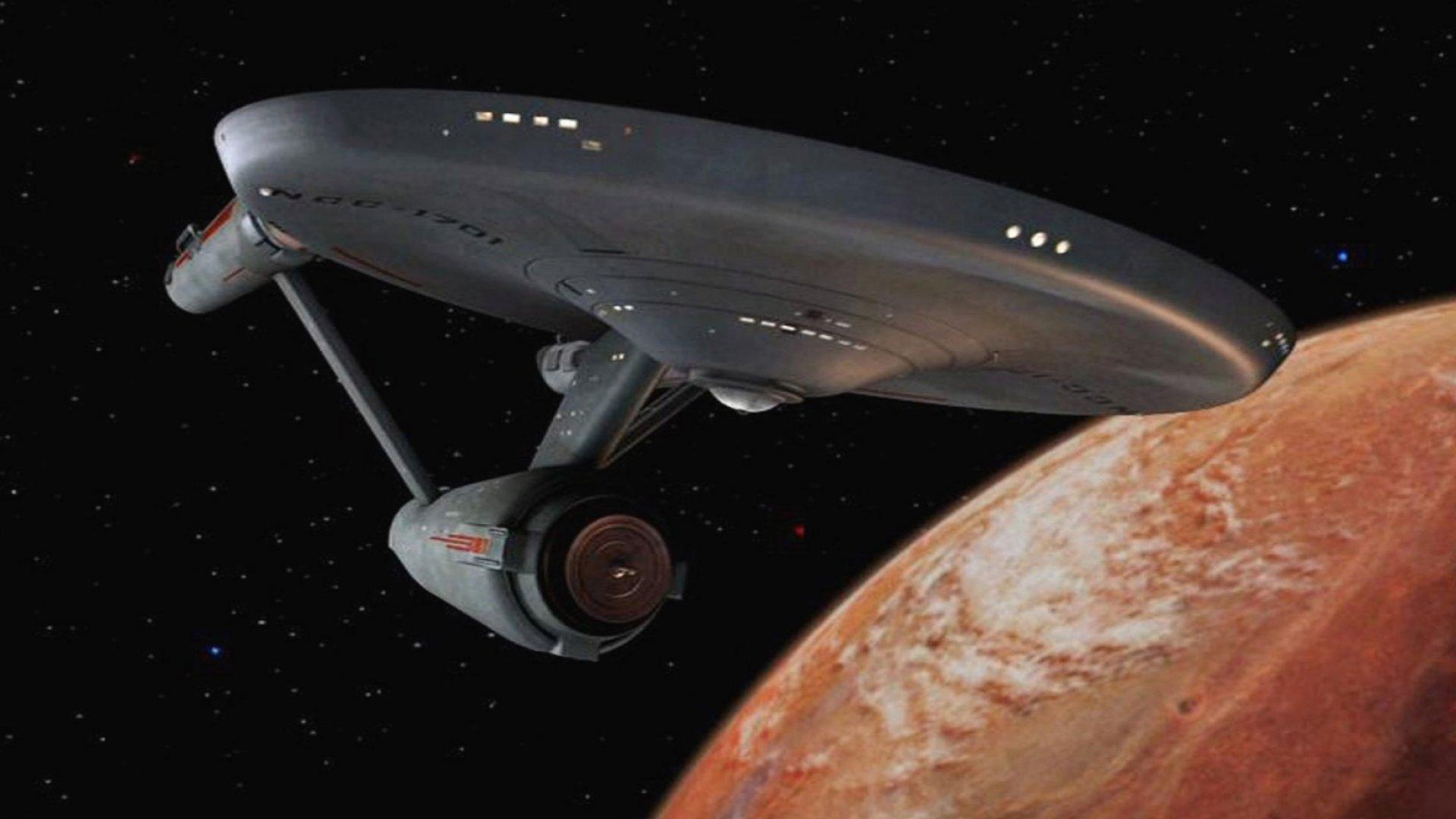 Is Star Trek the Future of Corporate Team-Building?