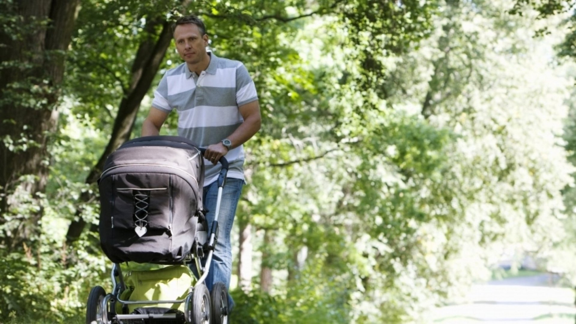 Why Fathers Take More Paternity Leave For Sons