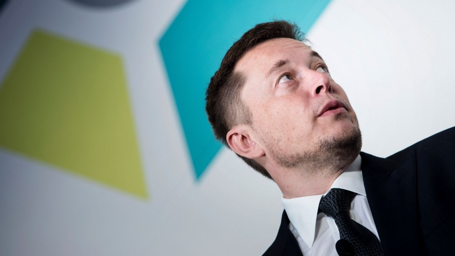 Elon Musk, CEO of SpaceX and Tesla.