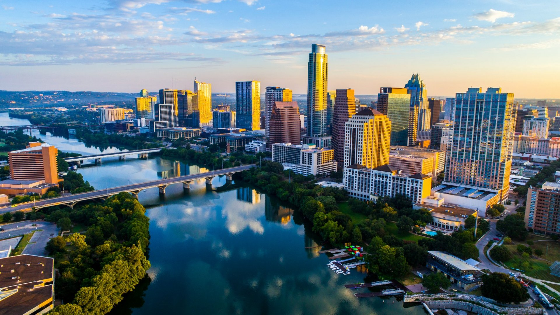 The 5 Top Cities for Entrepreneurs, According to the Numbers