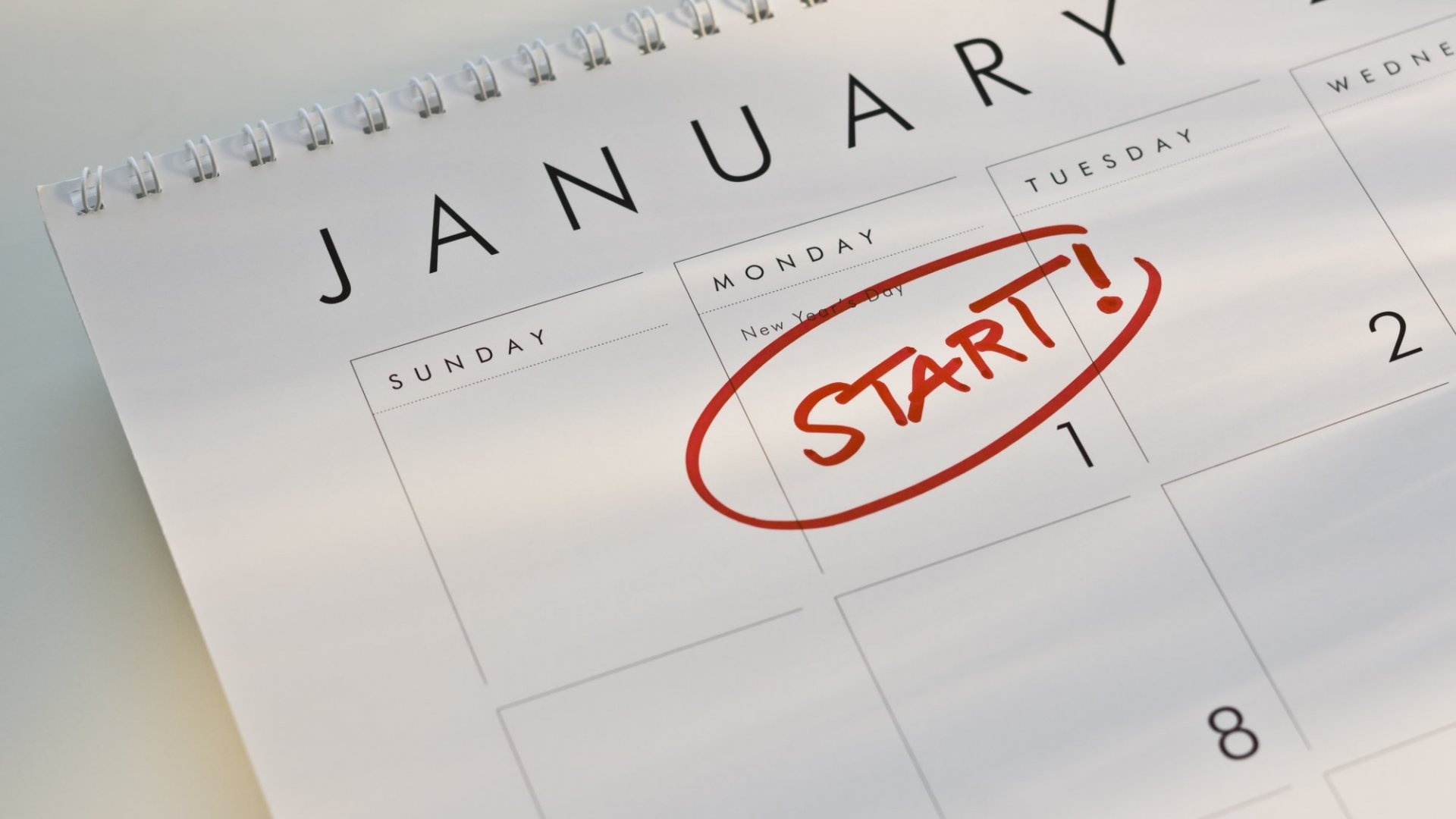 5 Tips for Successful New Year's Resolutions