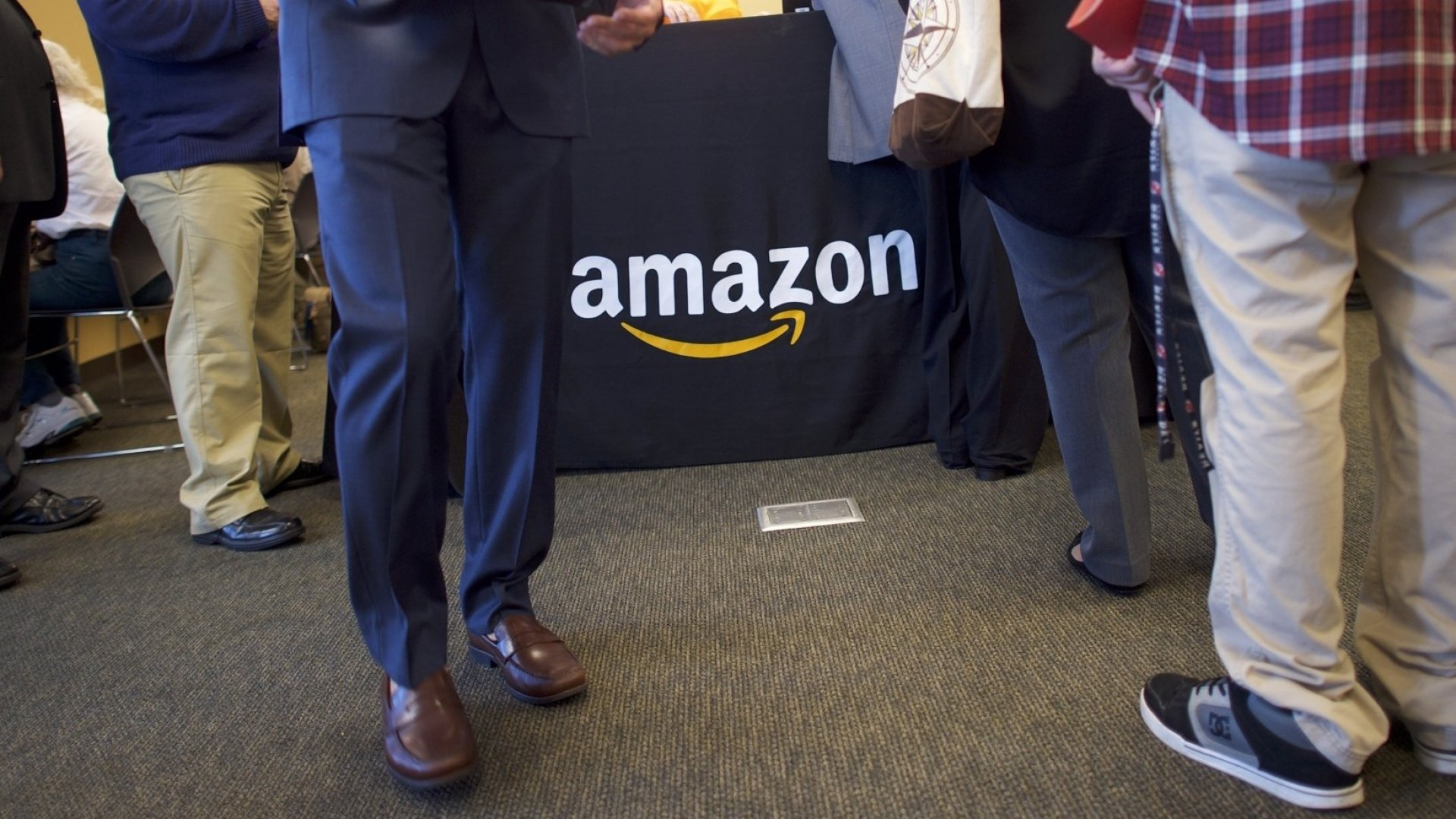 Amazon to Hire 100,000 Without Asking for Salary History. Women Still Hit Hardest.