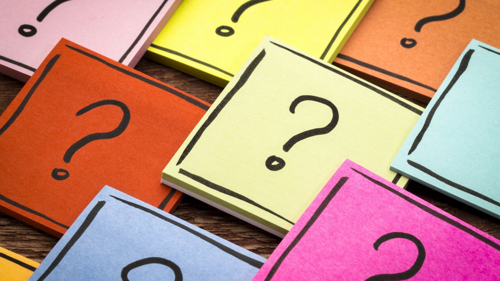 The Right Questions Can Launch You Forward. Here's Why Most People Don't Ask Them