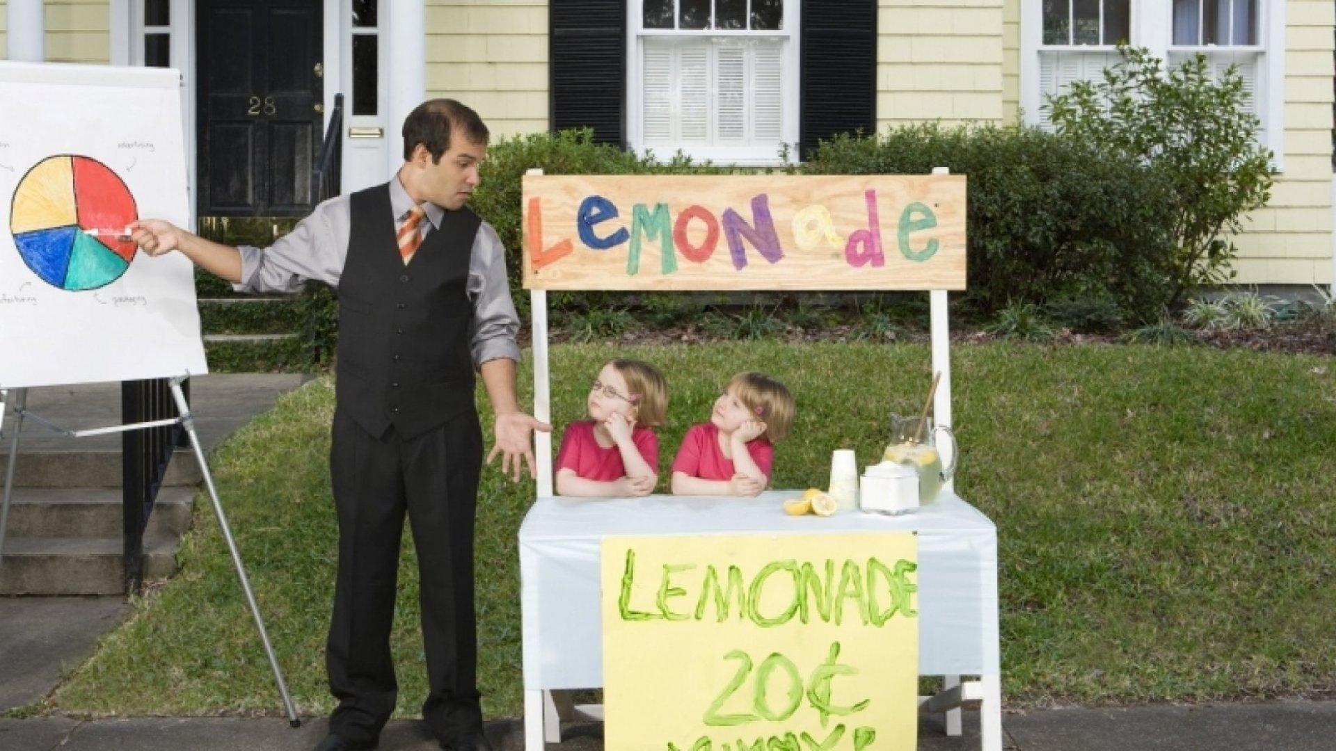 5 Easy Ways To Teach Kids to Be Entrepreneurs