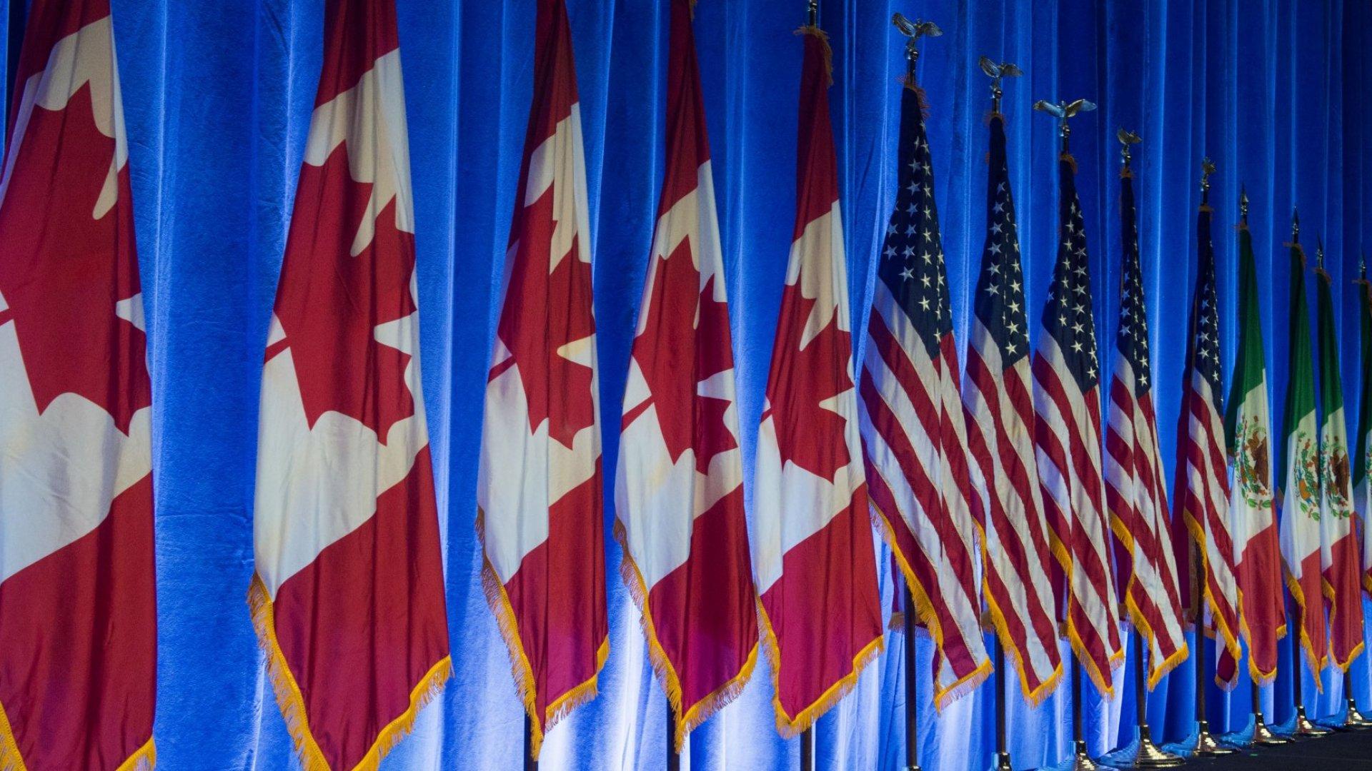 Top U.S. Trade Negotiator Signals NAFTA Talks Could Prove Contentious