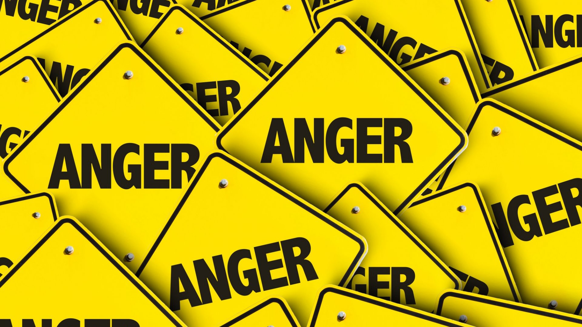 This is how to handle the angry and the haughty.