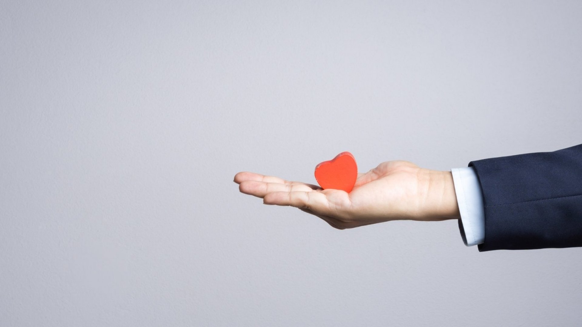 Want to Energize Your Employees and Earn Loyalty?  Put a Little Love in Your Business Model, According to This Study